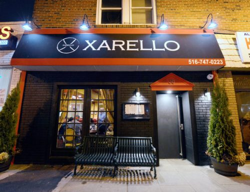 New York Time Review: Xarello Takes Inspiration From a Michelin Favorite